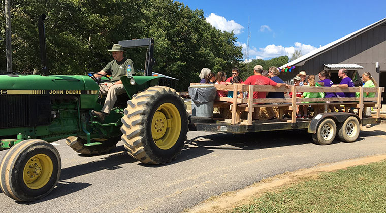 Fall Fun – Hayrides & More!